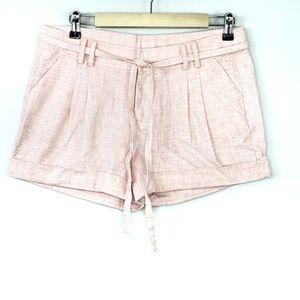 NWOT Zenana Outfitters Linen Cotton Blend Shorts